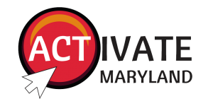 ACTivate Maryland logo